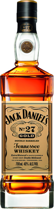JACK DANIEL'S NO 27 GOLD (TENNESSEE)