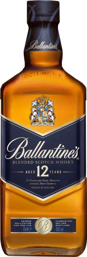 BALLANTINE'S 12 YILLIK