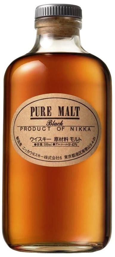 NIKKA-PURE-MALT-BLACK-JAPONYA