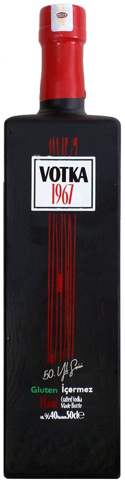1967-50-YIL-ANTALYA-votka