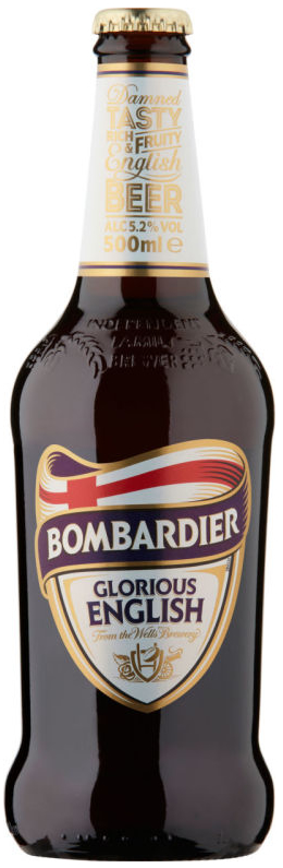 BOMBARDIER-GLORIOUS-ENGLISH-INGILTERE