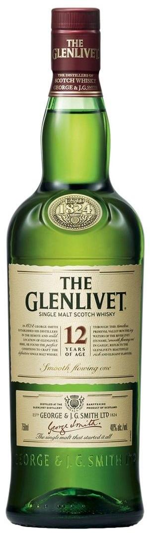 GLENLIVET-12-YILLIK-ISKOCYA