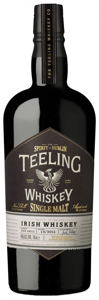 Teeling-Single-Malt-İrlanda