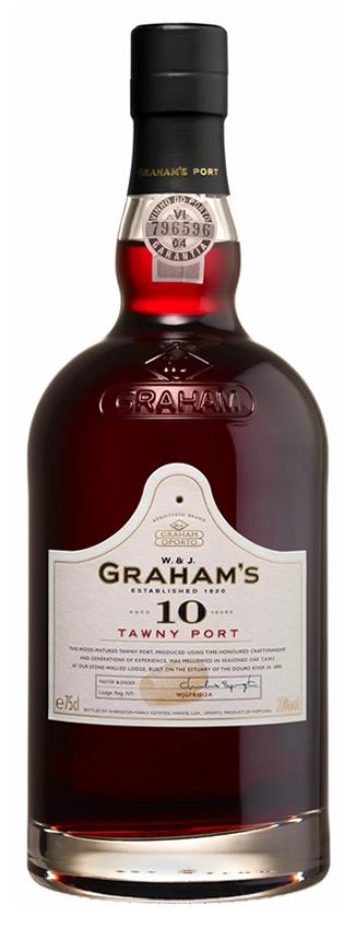GRAHAMS-TAWNY-10-YILLIK -PORTEKIZ