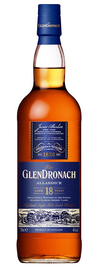 GLENDRONACH-ALLARDICE-18-YILLIK-ISKOCYA